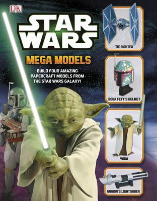 Star Wars Mega Models by