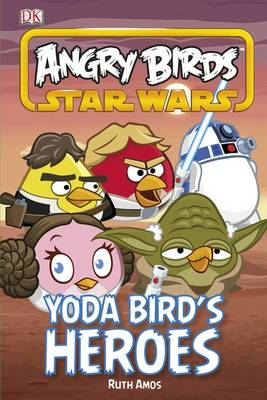 Angry Birds Star Wars Yoda Bird's Heroes by