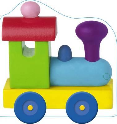 Wheelie Train by DK