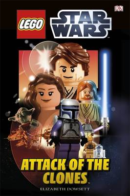 LEGO Star Wars Attack of the Clones by DK