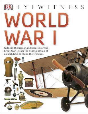 World War I by DK