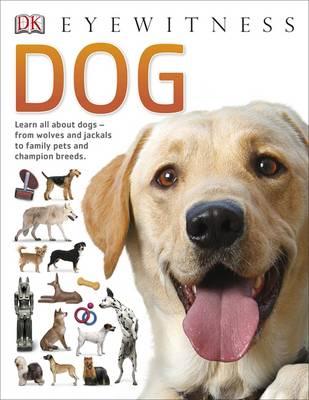 Dog by DK
