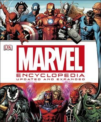 Marvel Encyclopedia by DK