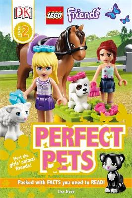 LEGO Friends Perfect Pets by Lisa Stock
