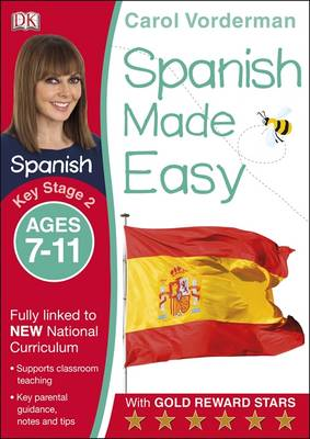 Spanish Made Easy by Carol Vorderman