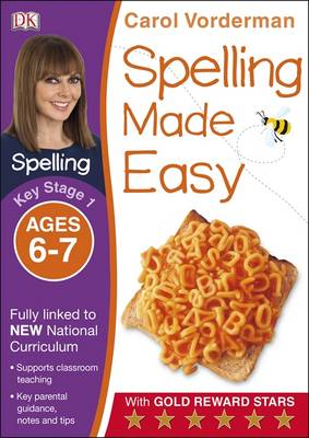 Spelling Made Easy Year 2 by Carol Vorderman