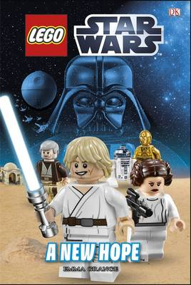LEGO Star Wars A New Hope by DK