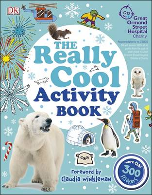 The Really Cool Activity Book by DK