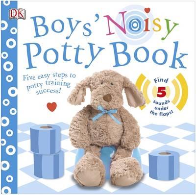 Boys' Noisy Potty Book by DK