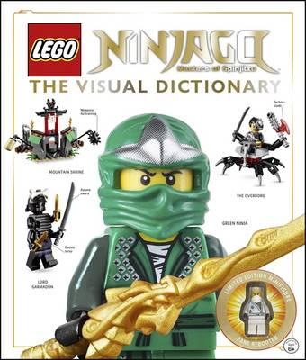 LEGO Ninjago Visual Dictionary by Hannah Dolan