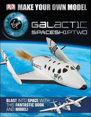 Make Your Own Virgin Galactic Spaceship Two by