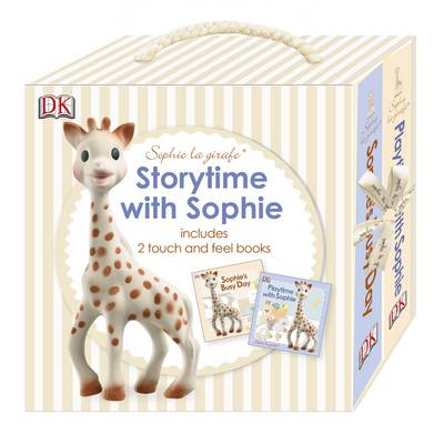 Sophie La Girafe: Storytime With Sophie Slipcase by Kindersley Dorling