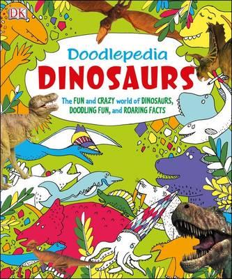Doodlepedia Dinosaurs by DK