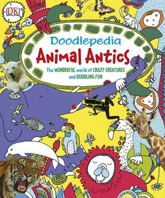 Doodlepedia Animal Antics by