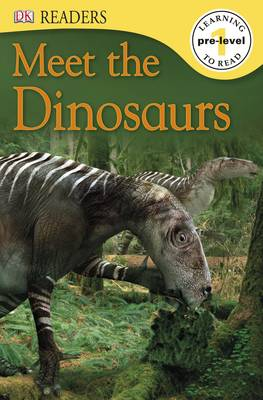 Meet the Dinosaurs by DK