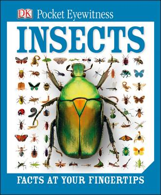 DK Pocket Eyewitness Insects by DK