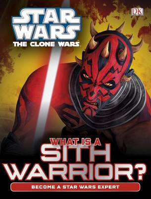 Star Wars Clone Wars What is a Sith Warrior? by