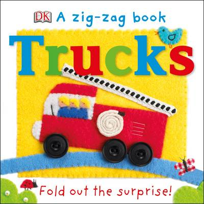 A Zig Zag Book Trucks by