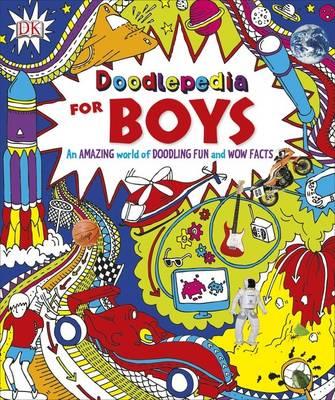Doodlepedia for Boys by DK