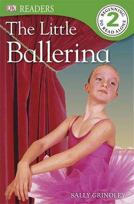 The Little Ballerina by Sally Grindley