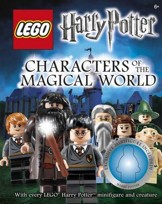 LEGO Harry Potter Characters of the Magical World by