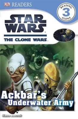 Star Wars Clone Wars Ackbar's Underwater Army by
