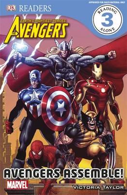 Marvel Avengers Avengers Assemble! by DK
