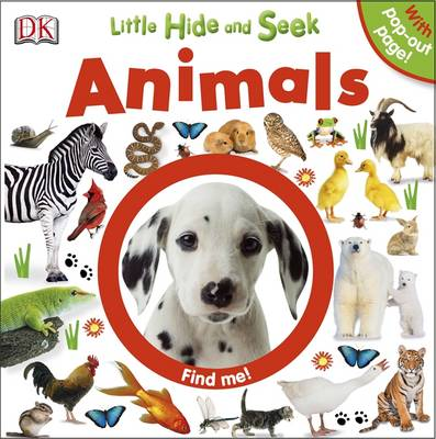 Little Hide and Seek Animals by DK