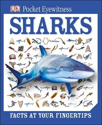 DK Pocket Eyewitness Sharks by DK