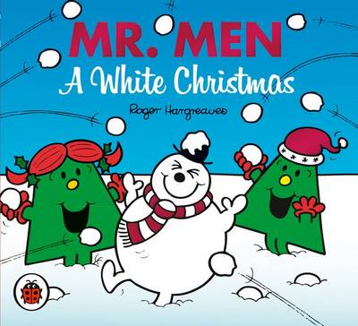 Mr Men - a White Christmas by Roger Hargreaves