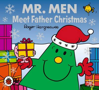 Mr Men - Meet Father Christmas by Roger Hargreaves
