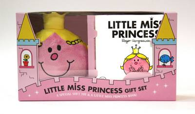 Little Miss Princess Book and Gift Set by Roger Hargreaves