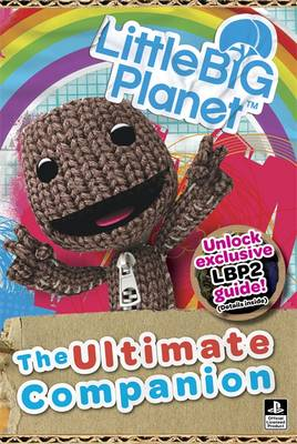LittleBigPlanet Ultimate Official Handbook by