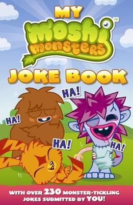 Moshi Monsters: My Moshi Monsters Joke Book by Sunbird