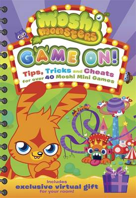 Game On! Moshi Mini Games Guide by