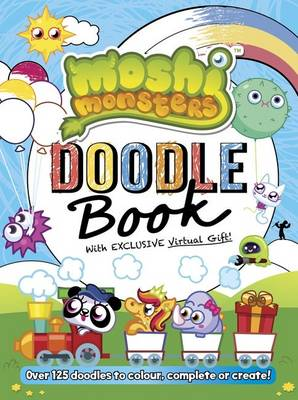 Moshi Monsters: Doodle Book by
