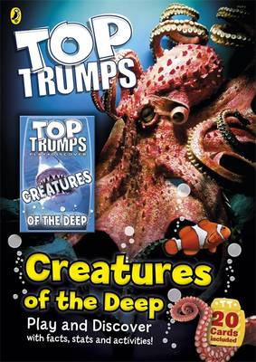 Top Trumps: Creatures of the Deep by