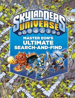 Skylanders: Master Eon's Ultimate Search-and-Find by