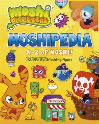 Moshi Monsters: Moshipedia by