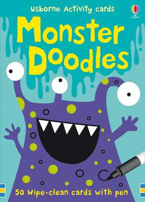 Monster Doodles by Fiona Watt