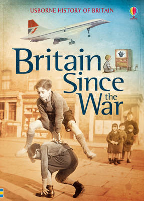 Britain Since the War by Henry Brook, Conrad Mason