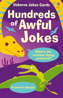 Hundreds of Awful Jokes by Laura Howell, Alastair Smith
