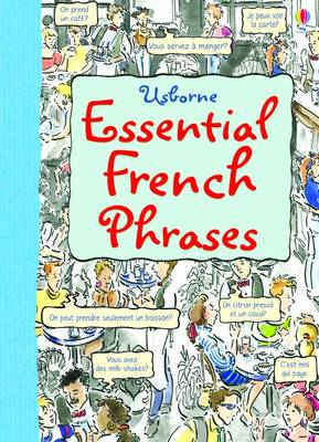 Essential French Phrases by Nicole Irving