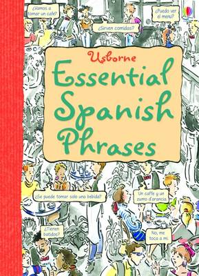 Essential Spanish Phrases by Nicole Irving