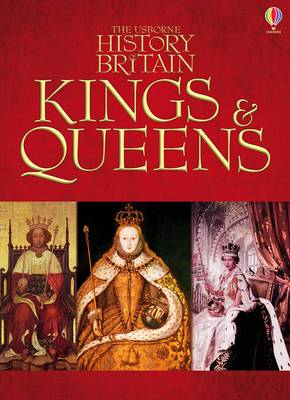 Kings and Queens by Ruth Brocklehurst, Kate Davies
