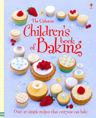 Children's Book of Baking by Fiona Patchett