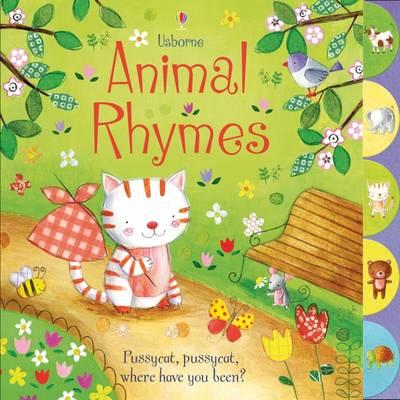 Animal Rhymes by Giuliana Gregori