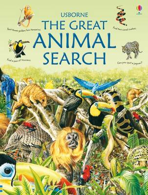 The Great Animal Search by Ian Jackson