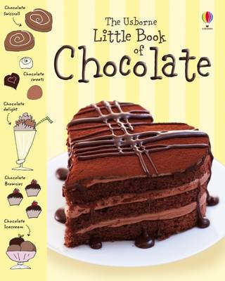 Little Book of Chocolate by Sarah Khan