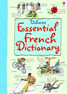 Essential Dictionary French by Nicole Irving